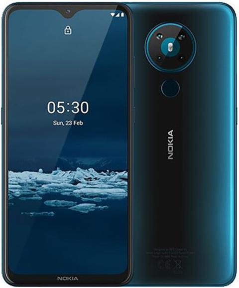 Смартфон Nokia 5.3 LTE 4Gb 64Gb Cyan