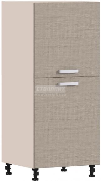 Пенал Столплит Регина 331-460-360-5334 песочный/дуб сантана светлый 60x142x56 см