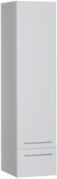 Навесной пенал Aquanet Нота 40 белый 40x160x39 см