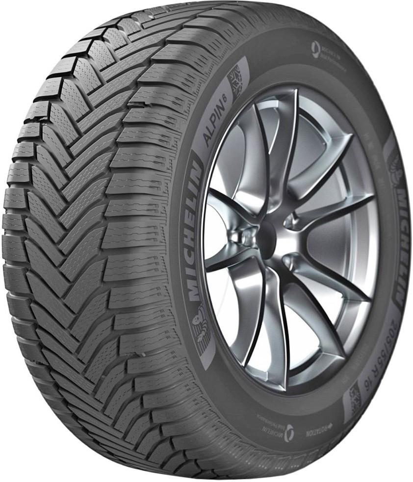 Комплект шин Michelin Alpin 6 185/65 R1…