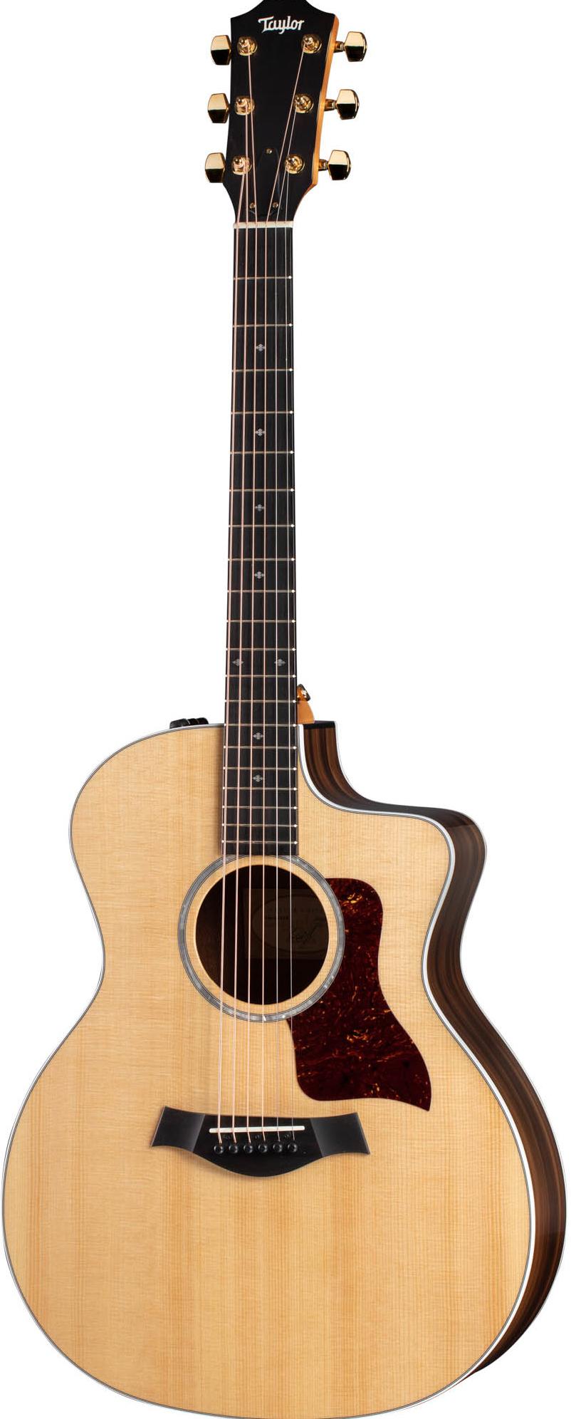 Акустическая гитара Taylor 214ce-SG LTD