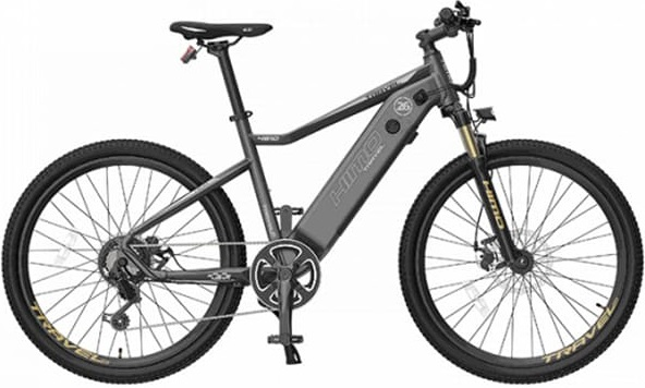 Электровелосипед Xiaomi Himo C26 Electric Power Bicycle серый 26""