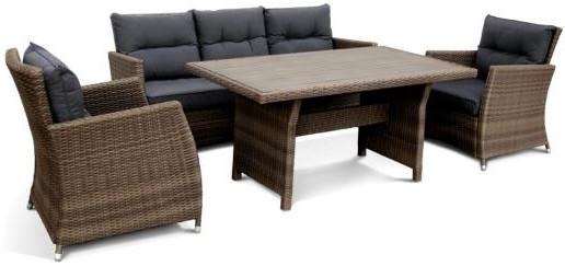 Комплект мебели Афина-Мебель AFM-308B бежевый
