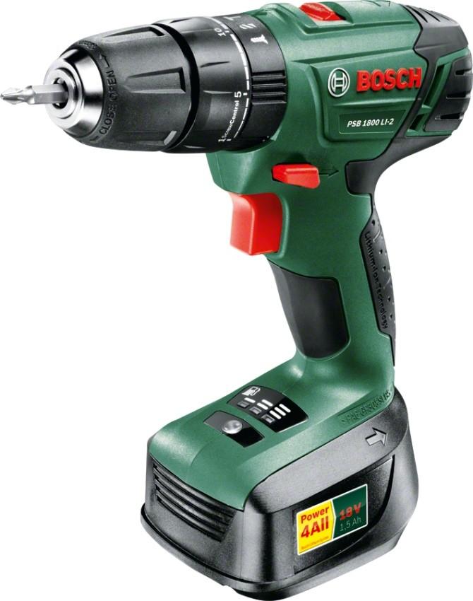 Дрель-шуруповерт Bosch 06039A3320