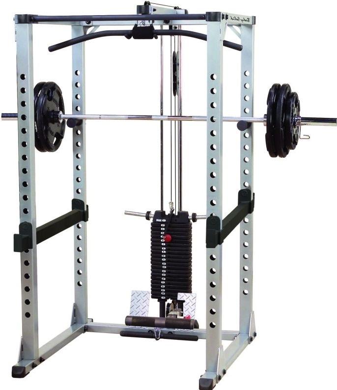 Рама для приседов Body-Solid PR-82/GPR-82/PPR-82