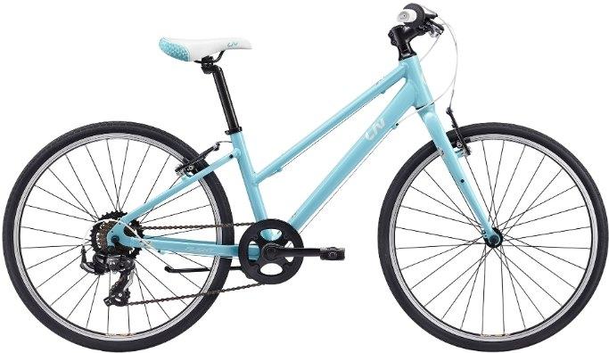 Велосипед Giant Liv Alight (2017) Blue/…