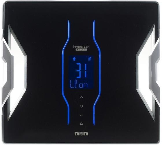 Напольные весы Tanita RD-953S Black