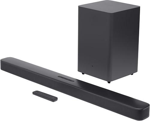 Саундбар JBL Bar 2.1 Deep Bass Black
