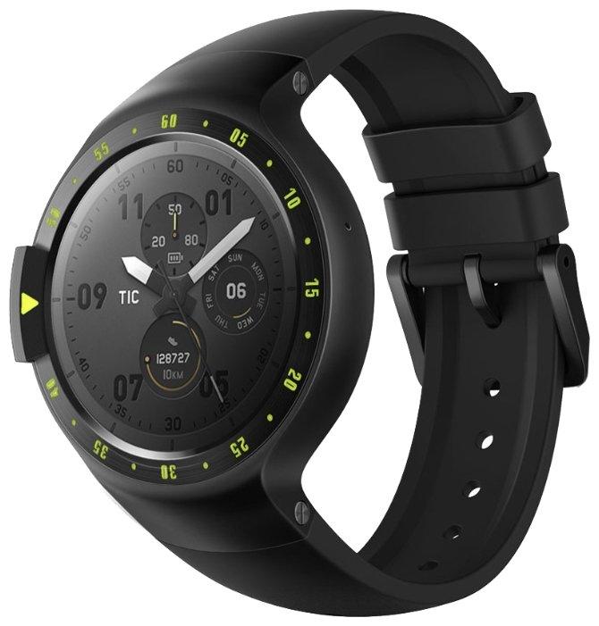 Умные часы Mobvoi Ticwatch Sport Black