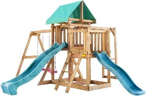 Babygarden (с балконом, рукоходом и дву…