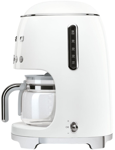 Кофеварка Smeg DCF02WHEU