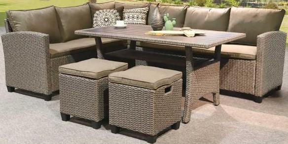 Комплект мебели Афина-Мебель AFM-307B бежевый