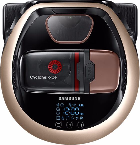 Робот-пылесос Samsung VR7070 Gold
