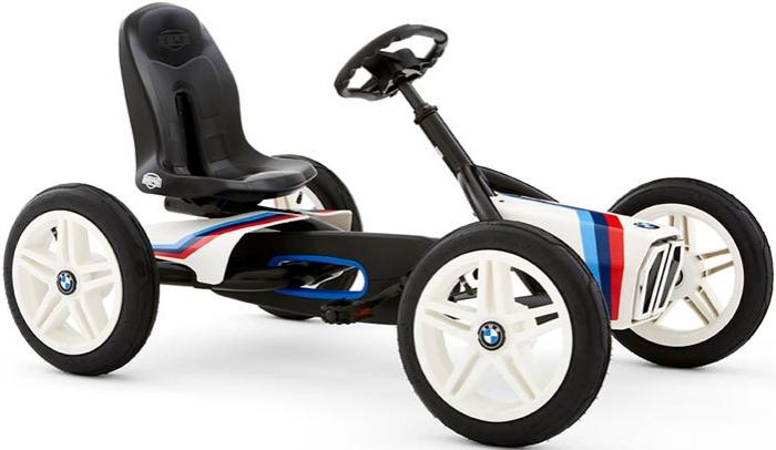 Веломобиль Berg Buddy BMW Street Racer …