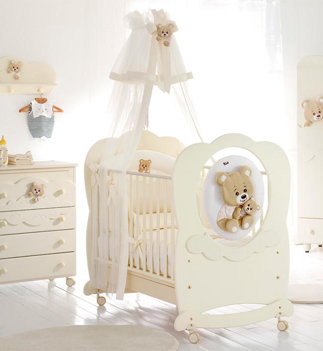 Кроватка Baby Expert Abbracci by Trudi …