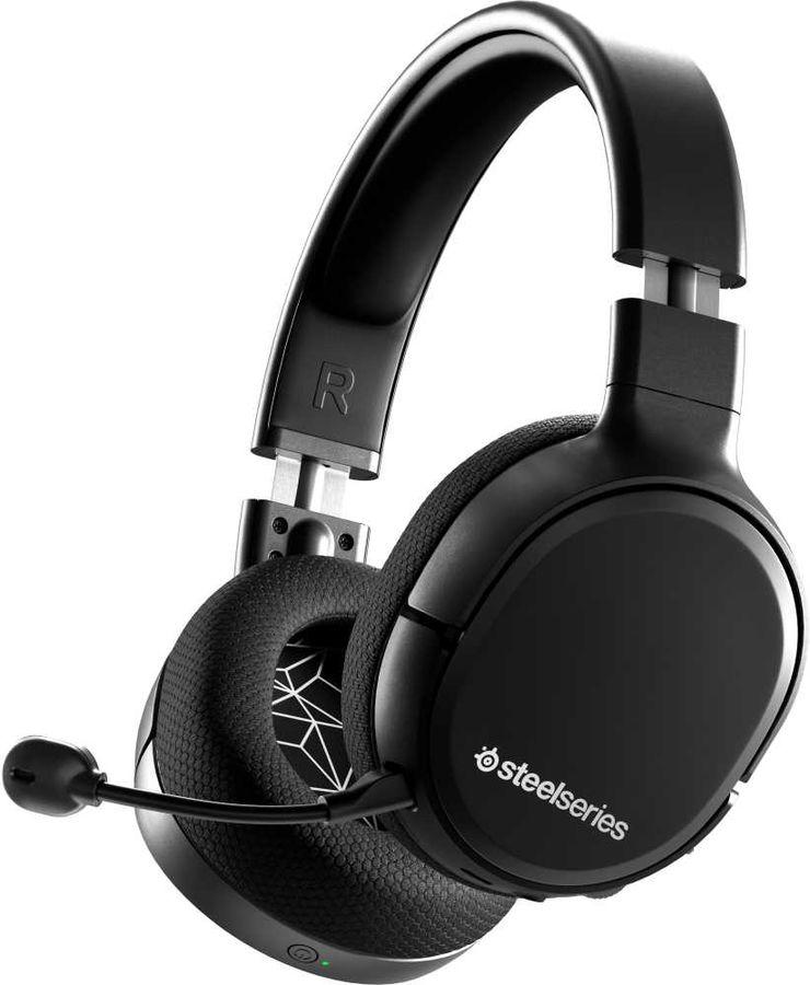 Гарнитура SteelSeries Arctis 1 Wireless Black