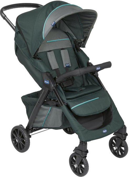 Коляска Chicco Kwik.One Stroller Wood