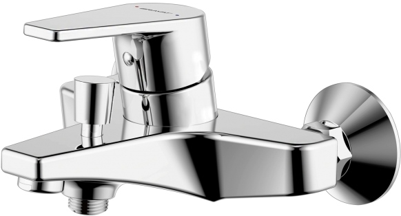 Смеситель для ванны Bravat Line F65299C-B-RUS