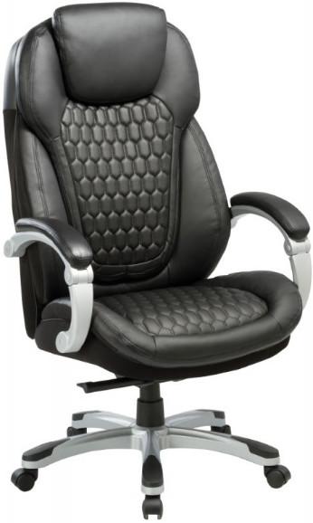 Кресло руководителя Бюрократ T-9917/BLA…