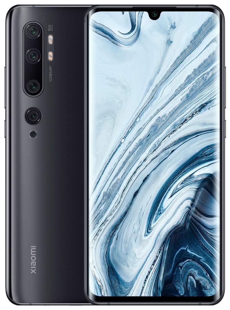 Смартфон Xiaomi Mi Note 10 LTE 6Gb 128Gb Midnight Black