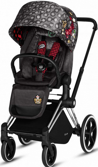 Прогулочный модуль Cybex Seat Pack Priam III Rebellious
