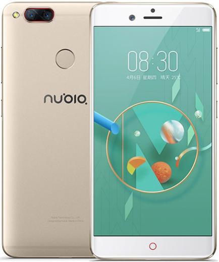 Смартфон ZTE Nubia M2 LTE 4Gb 64Gb Gold