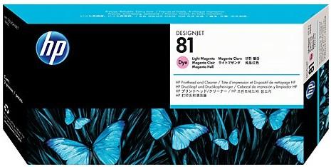 Картридж HP C4955A Magenta