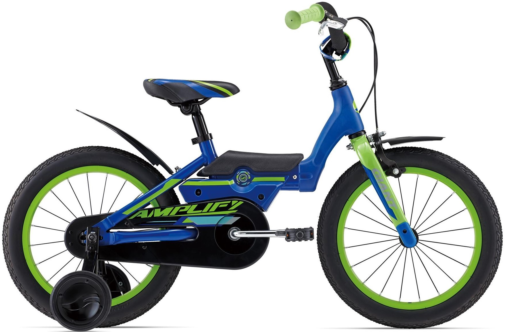 "Велосипед Giant Amplify C/B (2016) Blue 16"""