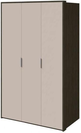 Шкаф Интердизайн Тоскано ясень темный/капучино 2209x1420x599 см