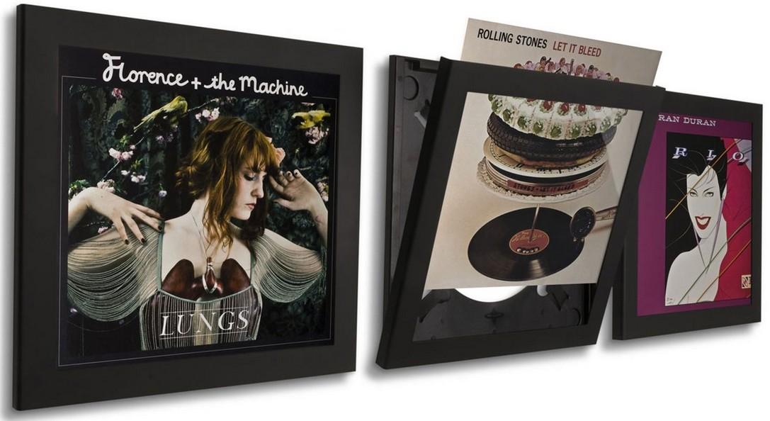 Рамки для винила Pro-Ject Art Vinyl Bla…