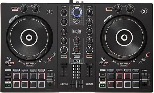 Dj-контроллер Hercules DJ Control Inpulse 300