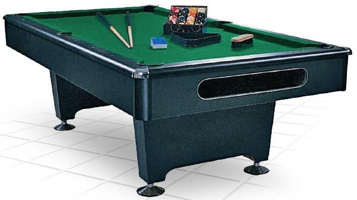 Бильярдный стол Weekend Eliminator Пул 8FT черный