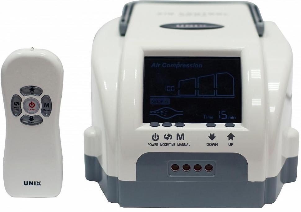 Аппарат для прессотерапии Unix Air Control L + манжета для руки и пояса