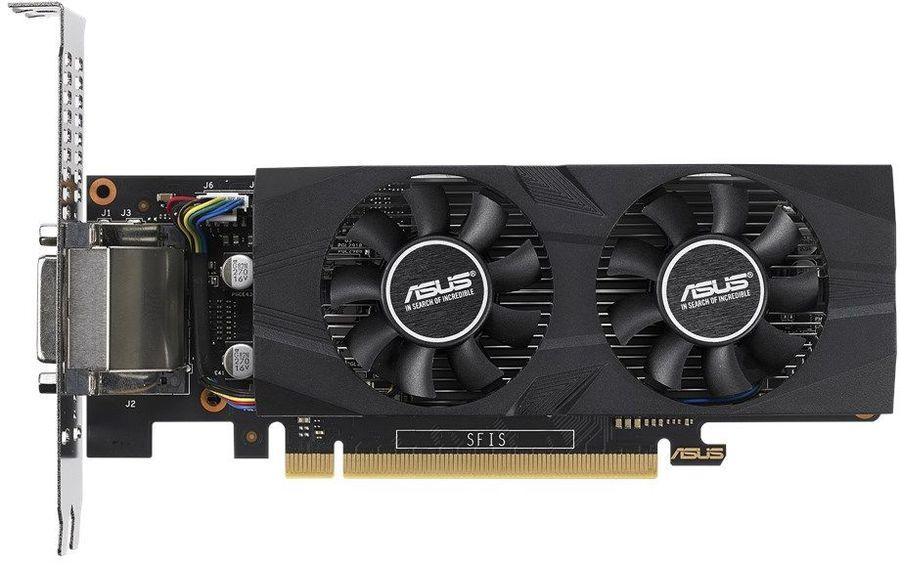 Видеокарта Asus GeForce GTX 1050 Ti OC …