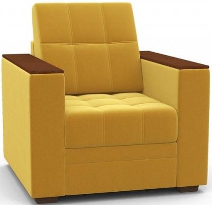 Кресло-кровать Цвет Диванов Атланта Next золотой 108x90x94 см