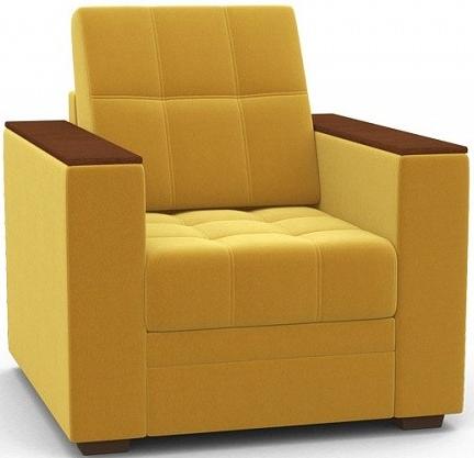 Кресло Цвет Диванов Атланта Next золотой 90x92x94 см