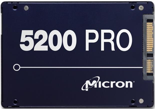 """Твердотельный накопитель Crucial Micron 5200PRO 960Gb/SSD/2.5"""""""