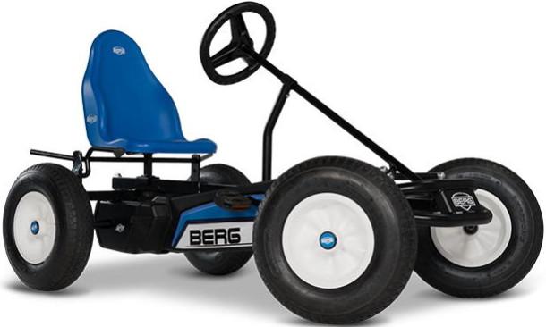 Веломобиль Berg Basic Blue BFR