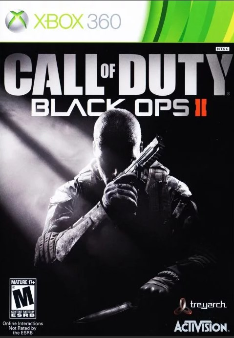 Игра Call of Duty Black Ops II Care Pac…