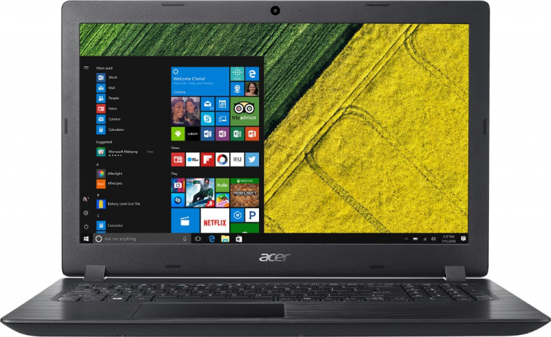 """Ноутбук Acer Aspire 3 A315-42-R987 15,6""""/2,6GHz/8Gb/256GbSSD/W10 Black"""