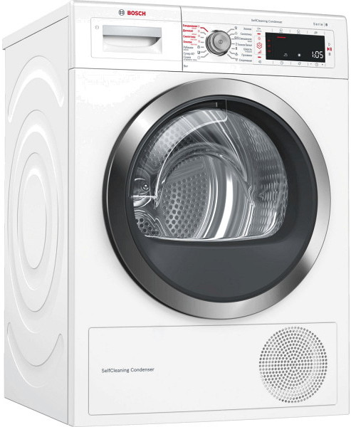Сушильный автомат Bosch WTW85561OE