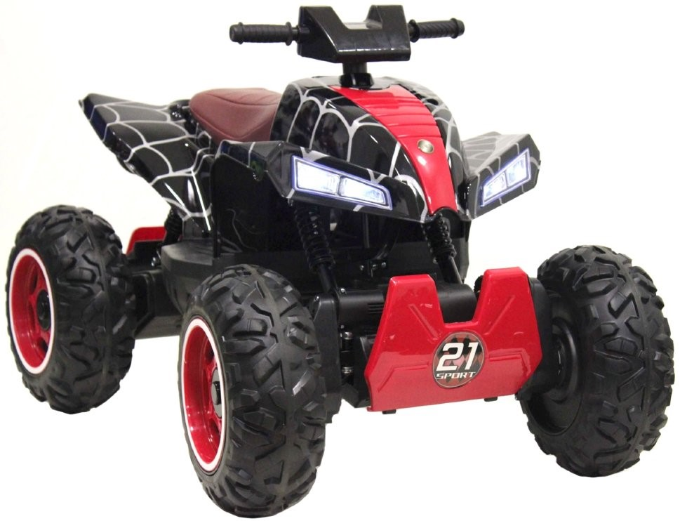 RiverToys T777TT Spider Black