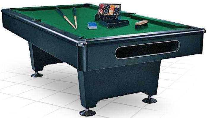 Бильярдный стол Weekend Eliminator Пул 7FT черный