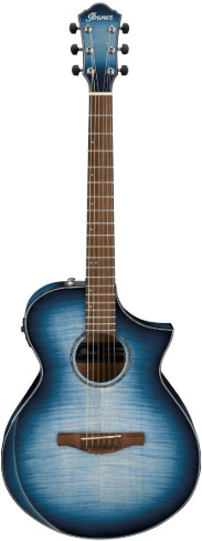 Акустическая гитара Ibanez AEWC400-IBB AEWC