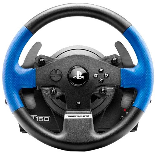 Руль Thrustmaster T150 Force Feedback PS4 PS3 PC