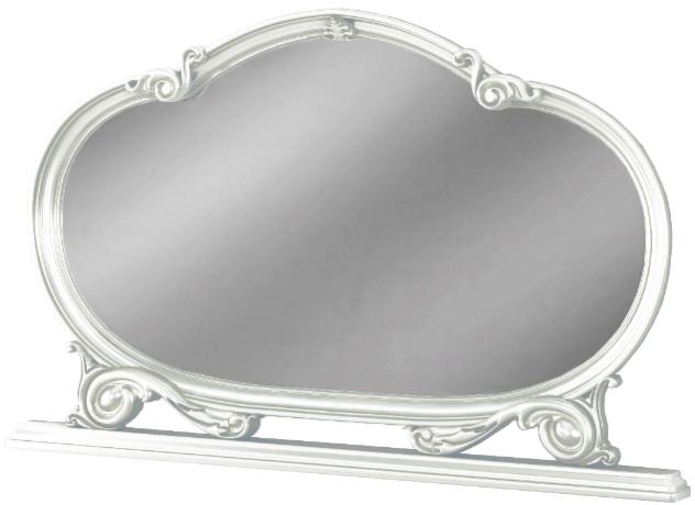 Зеркало в раме Интердизайн Роза серебро 100x153x7 см
