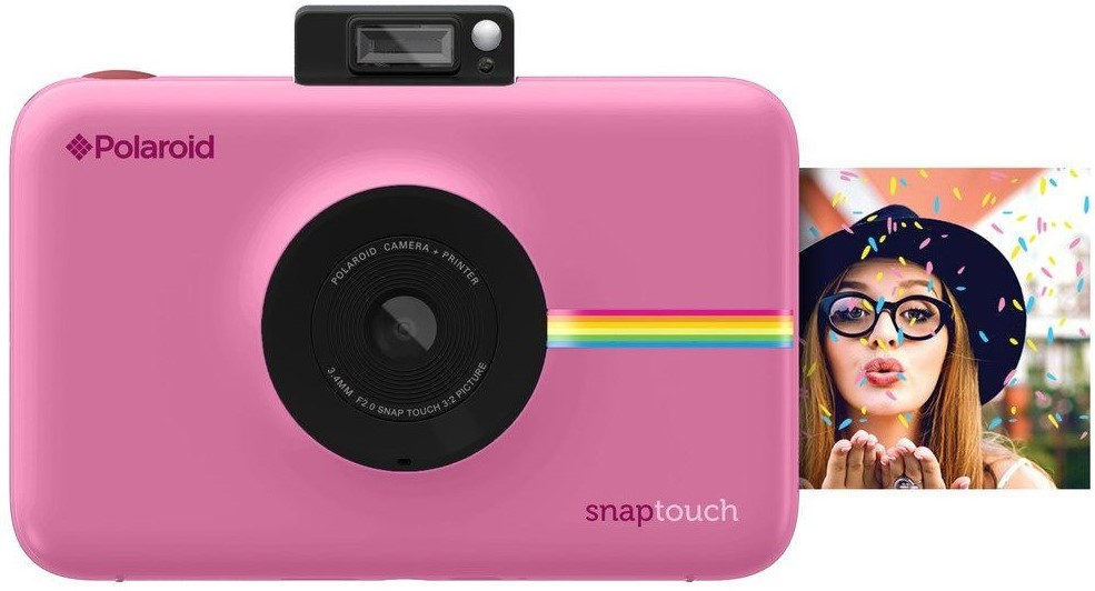 Фотоаппарат Polaroid Snap Touch Pink