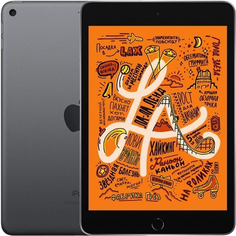"Планшет Apple iPad Mini (5) 2019 7.9"" Wi-Fi + Cellular 64Gb Space Grey"