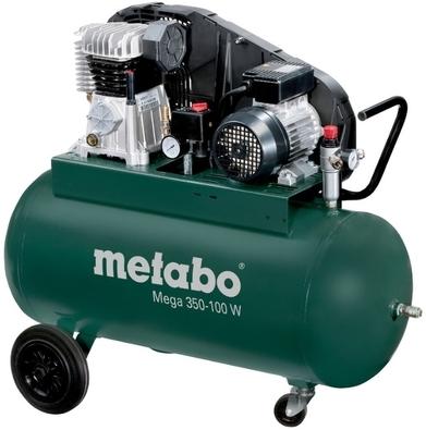 Поршневой компрессор Metabo Mega 350-100 W
