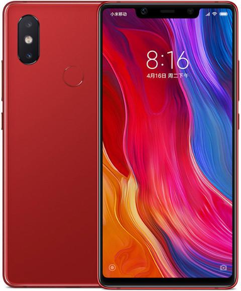 Смартфон Xiaomi Mi8 SE LTE 6Gb 64Gb Red (версия CN)